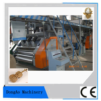 Tile cardboard making machine is forming corrugated carton include single face machine