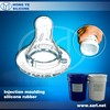 Addition cure Injection molding silicone for medical catheter
