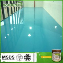 Good adhesion and abrasion resistance industrial paint and coatings