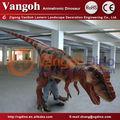 Dinosaurio animal del traje del traje para el partido festival de todos los santos