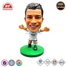 ICTI Factory Plastic Football Player Cristiano Ronaldo Figure