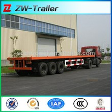 Semi Trailer used for transport container