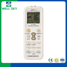 LCD Screen Universal AC Multi Remote Control For Air Condition Conditioner