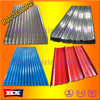 ISO9001 standard galvanized metal roofing price