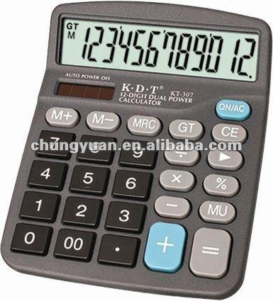 scientific electroinc desktop calculator KT-6688