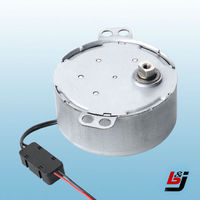 1 rpm dc gear motor for microwave oven