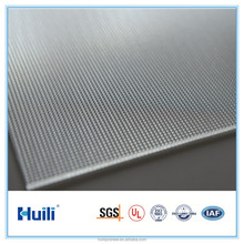 Polycarbonate LED Cover Backlight Sheet LED light Cover/Haze 90%-93%
