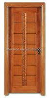 Designer hot selling cheap main entrance solid wooden door