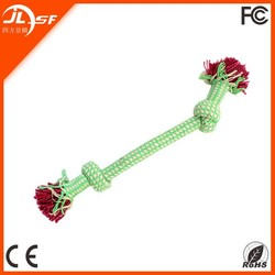 Pet product cotton rope toys/bone shaped knot dog toys/dog chew toys