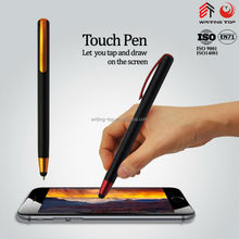Custom Logo Wholesale Promotional BallPen with screen touch