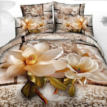 3d duvet cover set / 3d bedding sets / 3d bedding sets with flower