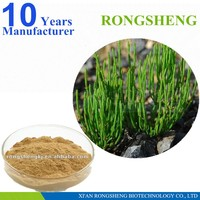 pure natural horsetail extract organic silica