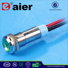 Motorcycle pilot light or neon indicator lamp ul or phone in use indicator light