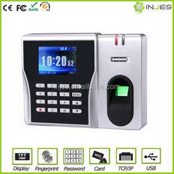 ME70 New Design TFT Color Display Network fingerprint new bio punch clock
