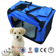 [Grace pet] Portable Soft Pet Dog Crate Travel Carrier Cage