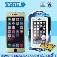 2014 new desigh phone case screen protector cover film skin for iphone 6 plus