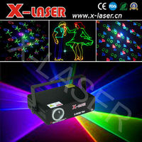300mW Multi-function RGB Animation laser light show with SD+fireworks+beam /Disco light ,Outdoor Christmas laser projector
