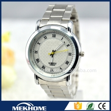 Lady Vogue king quartz japan movement stainless steel watch