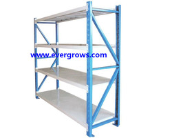 HOT SALE warehouses quality cooler q235 shelving for warehouse storage solutions