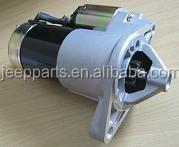 Starter Motor For Jeep Wrangler YJ SJ TJ Cherokee XJ Grand Cherokee 56027317 56041012 33002709 90421876 8933002709 M1T74281