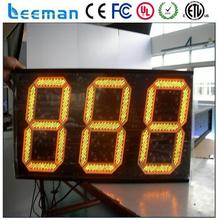led wifi controller two numbers led 7 segment display large countdown timer