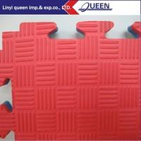 Manufacturers selling high quality EVA taekwondo mat 2.7cm karate Mat wrestling martial arts taekwondo mat