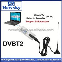 TV+FM+SDR hd mpeg4 car dvb-t receiver with sd with antenna input