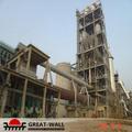 1000 tpd de proceso seco de cemento nuevo de plantas llave en mano para la venta