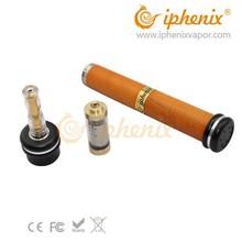 rotating hookah , unique wooden appearance mini e-hookah, huge vapor,factory price,in stock