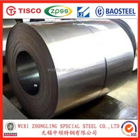 200 Series Grade and ISO Certification 2b finish 201 stainless steel coil in china
