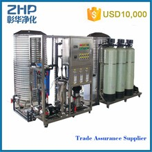 ZHP-PW causes of water treatment plant definition 1500L/H