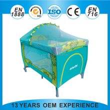 foldable baby mosquito net play pen
