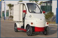 4 wheel electric vans for delivery/express (60v)