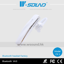 High quality High-end High Performance New Brand Stereo Wireless bluetooth headset for both ears