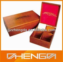 High quality customized made-in-china Hot Popular Branded Tea Box For Packaging (ZD11-005)