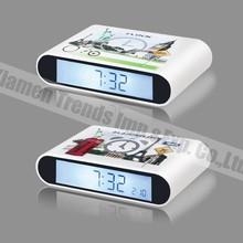 flip double-sided digital clock, double sided flip clock