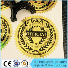 Fctory supply favorable price die cut sticker printing from label company made in china on roll/on sheet Alibaba