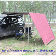 Camping Caravan Awning in Car Roof Top Tent
