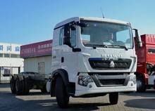 HOWO T5G 6x4 CARGO TRUCK CHASSIS for sale