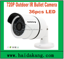 outdoor cctv water proof IR LED cctv Bullet camera case for IP camera box for cctv camera housing case