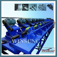 HIGH SPPED METAL POLISHING MACHINE FOR ROUND PIPE