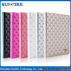 Heart Pattern Cover For Lovely Ipad Case , Luxury For Apple Ipad Air 1 Case