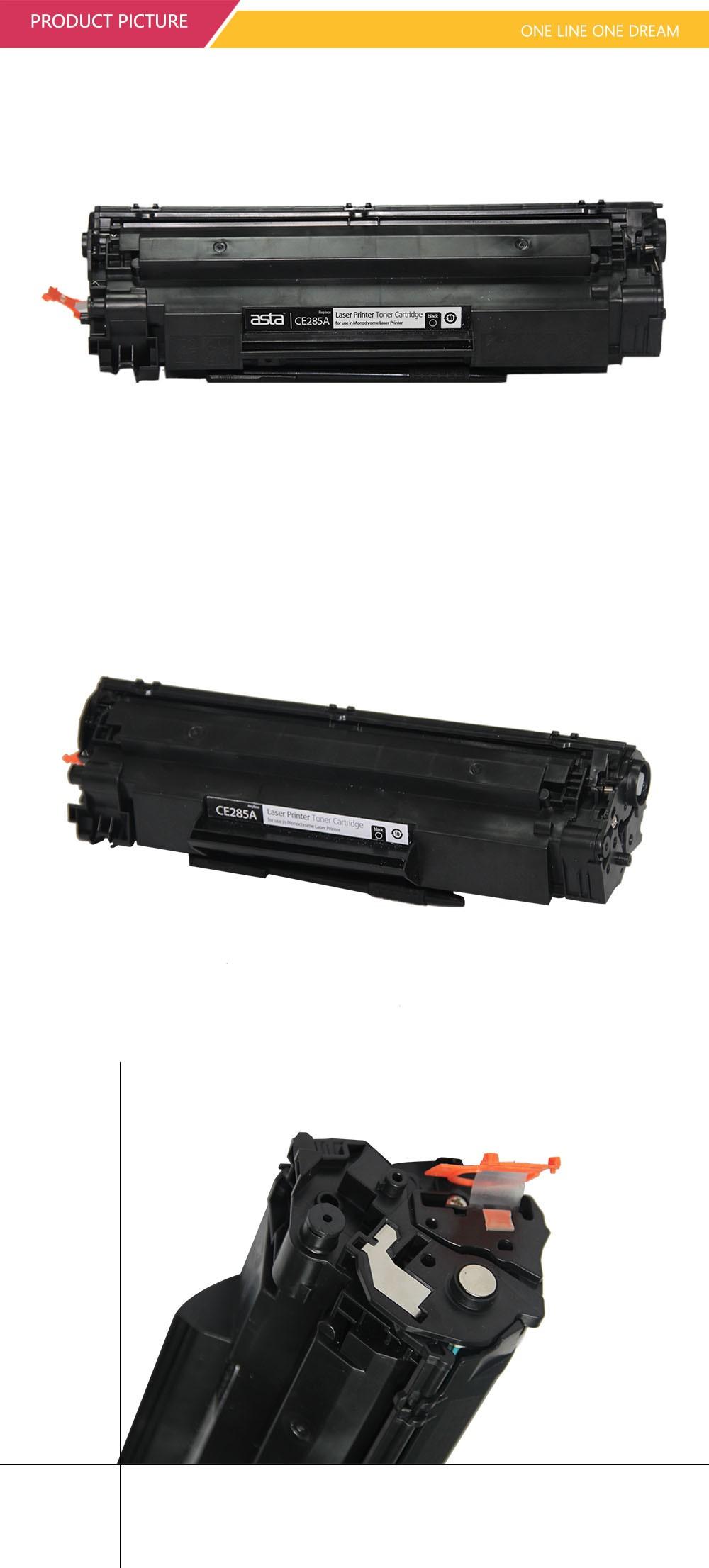 Ce 285 uma cartucho de toner para impressora HP 1102