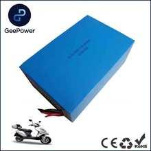 Maintenance-free 24v 40ah swivel sweeper battery