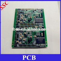 electronic contract pcb and pcb assembly manufacturing for controller box (pcb, pcba, SMT, plastic housing)