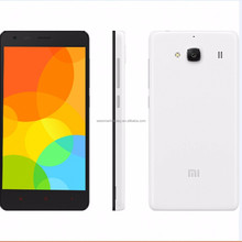 "Original Xiaomi Redmi 2 Hongmi 2 MSM8916 Quad Core 4G FDD LTE WCDMA Android 4.4 1G RAM 4.7"" Gorilla IPS Red Rice 2 Mobile Phone"