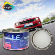 auto body repair paint new products from China/putty for car