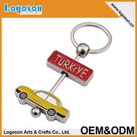 Wholesale Custom Metal BMW LOGO Car Keychain