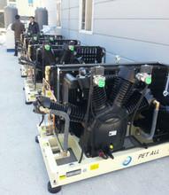 30bars-40bars high pressure air compressor for PET bottle