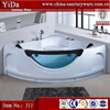 adult bathtub jet whirlpool bathtub with tv, factory rooms massage bathtub, bathtub sizes